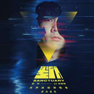 [LF/WTB] JJ LIN Sanctuary Tour Tickets