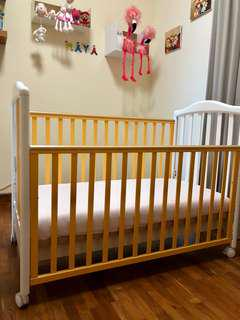Baby Cot - Made in Italy for immediate Sale