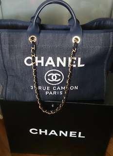 Chanel 31 rue cambon tote bag