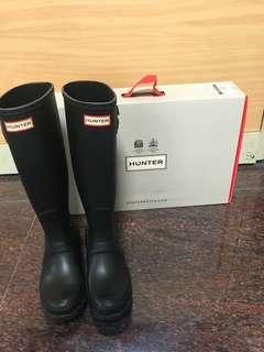 Hunter 高筒 基本 雨鞋