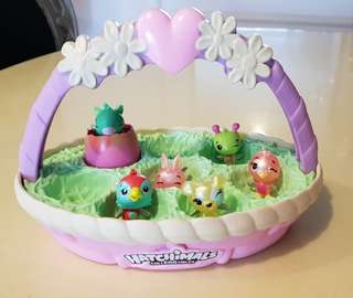 Hatchimals Easter Basket