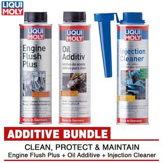 LIQUI MOLY 3-IN-1 Petrol Additive