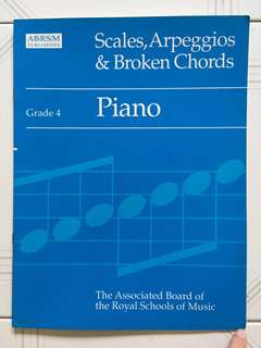Piano Grade 4 Books