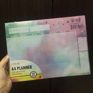 A4 Planner (The Paper Stone)