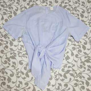 Lalu Blue Top