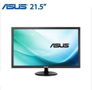 🚚 華碩電腦螢幕21.5