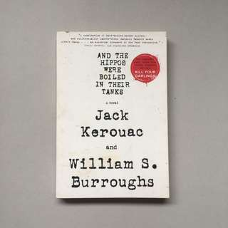 JACK KEROUAC WILLIAM S BURROUGHS Novel