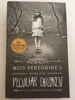 MISS PENEGRINE'S HOME FOR PECULIAR CHILDREN