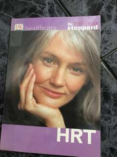 HRT - a guide to menopause