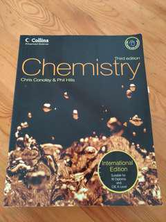 Chemistry (third edition) by Collins