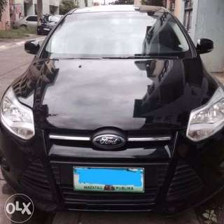 Ford focus 2013 1.6L A/T sedan