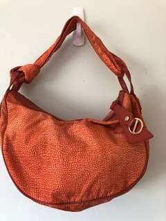 Borbonese Italian Shoulder Bag