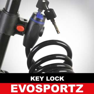 Bicycle Key Lock