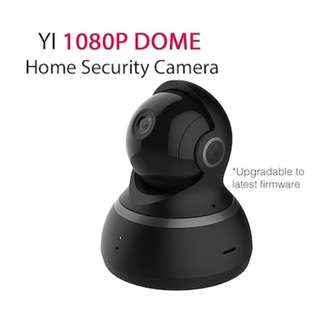 [Free Reg Mail] XIAOYI YI 1080P DOME CAMERA (International Set) | Pan Tilt Zoom