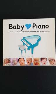 Baby Piano CD (2 CD)