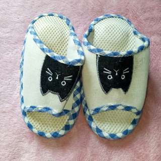 Simple Slippers For Kids