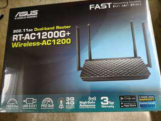 Asus AC 1200G+ Router