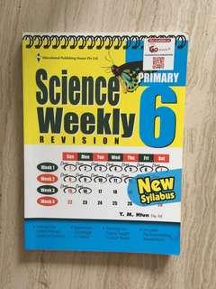 P6 Science Weekly
