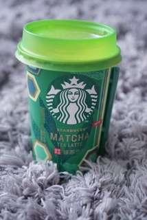 Green tea late japan