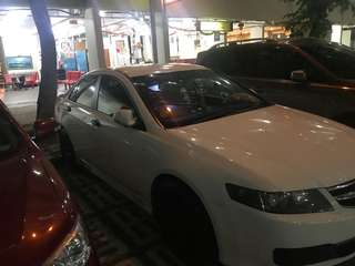 Accord for long term rental