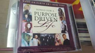 Christian Purpose Driven Life CD