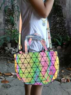 Baobao Inspired TOTE with Sling - Medium