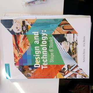 DESIGN AND TECHNOLOGY HSC WORKBOOK