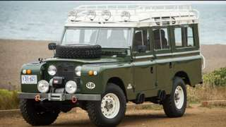 Land Rover Series and Defender custom