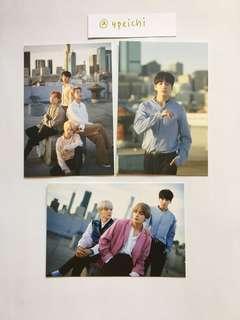 [WTS] BTS Dispatch Magazine Official Postcards