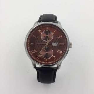 代購 CASIO BESIDE 系列男裝石英腕錶