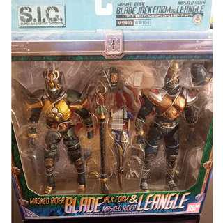 Masked Rider Blade and Leangle