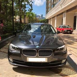 BMW 535iA Saloon(2979cc)2010