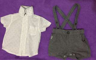 Baby Boy Clothes by Periwinkle