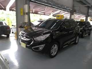 2013現代/i x35柴油4WD