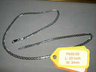 TWINSILVER Chain necklace