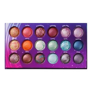 <INSTOCK AUTHENTIC> BH Cosmetics  Galaxy Chic Baked Eyeshadow Palette [P]