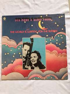 Les Paul & Mary Ford - The World Is Still Waiting For The Sunrise.