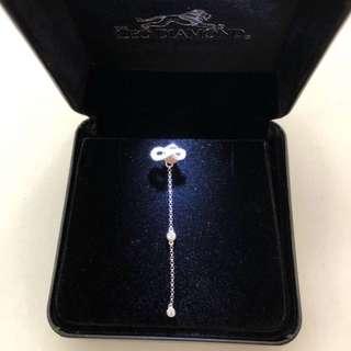 🈹Leo Diamond 耳環