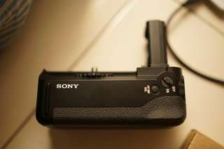 sony a7 a7s a7r battery grip, original from sony