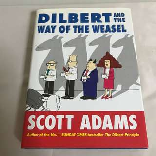 Dilbert way of weasel hardback