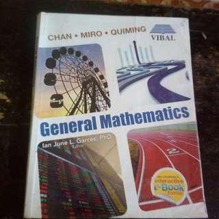 General Mathematics STEM BOOK
