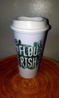 Starbucks Flourish Reusable Cup