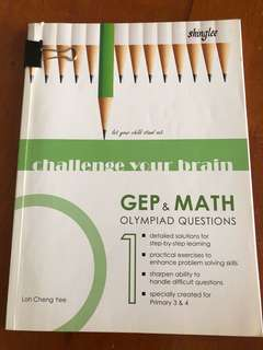 GEP Maths 1