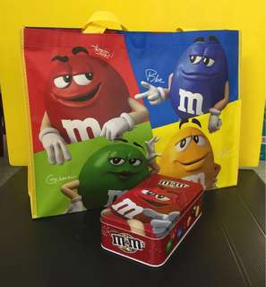 Limited Edition M & M Collectibles