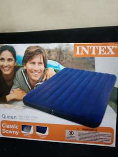 Auth. INTEX Airbed