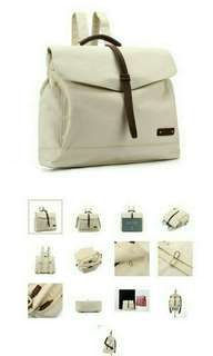 Mizzue Ciera Kornblatt Backpack / Crossbody bag