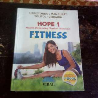 HOPE 1 - Fitness STEM BOOKS
