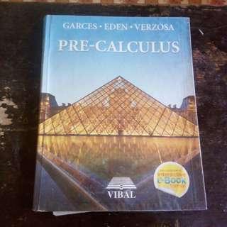 Pre Calculus STEM BOOKS