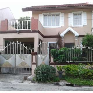 Camella House and Lot Fully Furnished (Negotiable)