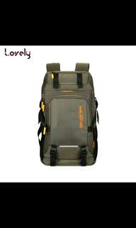 Waterproof Laptop Backpack (Available In Army Green)